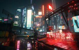 CD Projekt Red onthuld Cyberpunk 2077 Photo Mode in nieuwe trailer