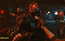 CD Projekt Red toont Xbox Series X next-gen gameplay Cyberpunk 2077