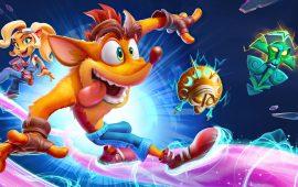 Crash Bandicoot 4 komt twee weken voor launch met gameplay Trailer