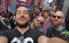 TGS 2018 Item 1 - Op reis naar Tokyo en een weekend geeken