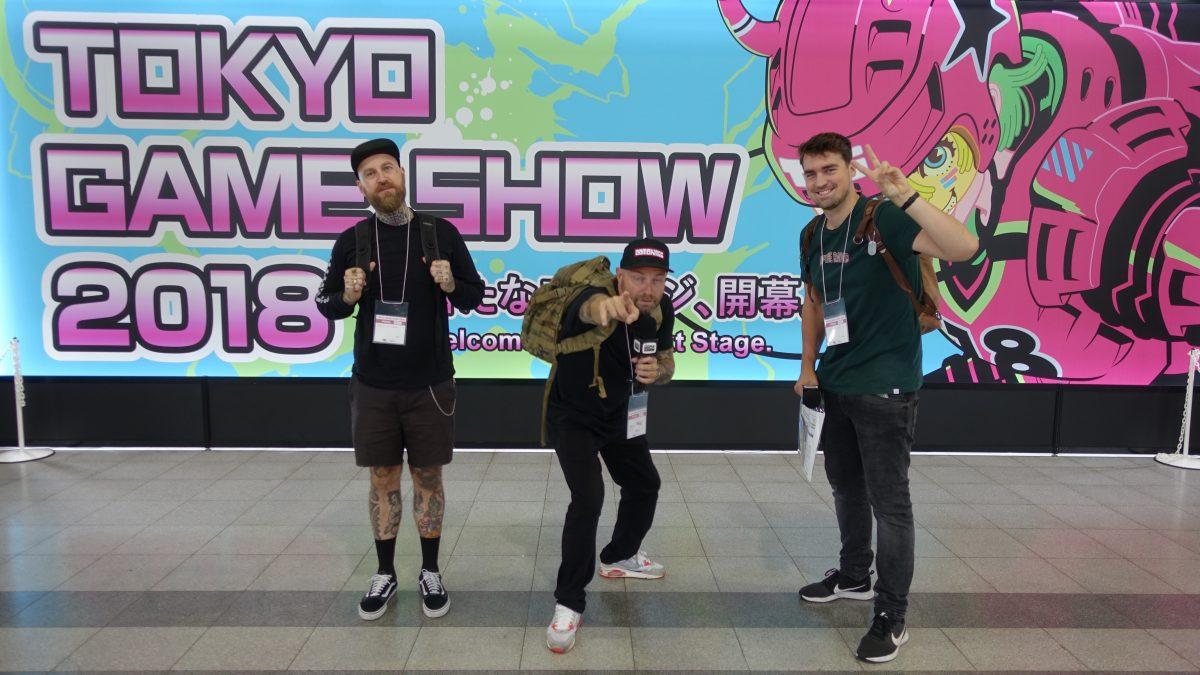 Tokyo Gameshow Director's Cut: Je hebt brak en brak