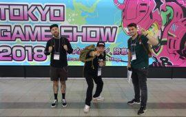 TGS 2018 Item 6 - Tokyo Game Show dag 1