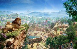 Daan en zijn liefde voor building games als Planet Zoo