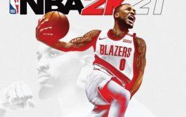 Damian Lillard geopenbaard als cover athlete van NBA 2K21