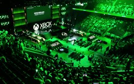 De Kwestie over de Microsoft E3 2017 Persconferentie