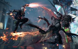 Devil May Cry 5 Let's Play