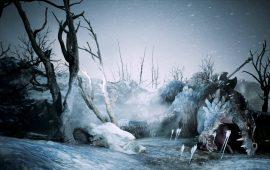 Vecht in Scandinavië tegen goden, beesten en mensen in Rune II