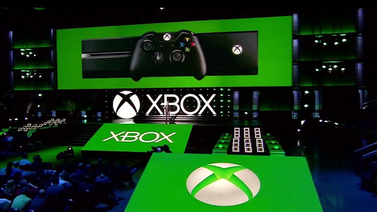 De Microsoft Xbox E3 2017 Persconferentie Is Verschoven