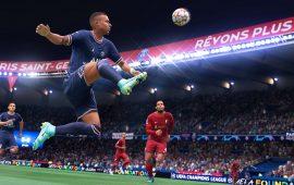 EA toont veranderingen aan gameplay FIFA 22 in nieuwe trailer