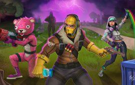 Epic Games sluit seizoen 10 van Fortnite af met zwart gat