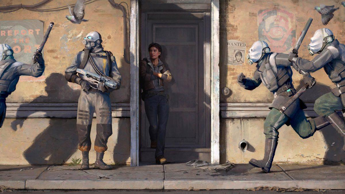 EvdWL over Half-Life: Alyx, Amazon, Saints Row en Dead Island 2