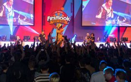 Firstlook Journaal: Nintendo pakt uit op Firstlook Festival
