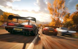 Forza Horizon 4 krijgt eigen Battle Royal mode: The Eliminator