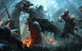 God of War E3 2017 Preview