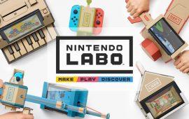 Kinderen dienen immers ook bereikt te worden door het Japanse bedrijf, zeker als je kijkt naar de concurrentiepositie t.o.v Sony en Microsoft. Benieuwd naar de zienswijze van de Gamekings? Laat je horen in de comments onder 'Knutselen geblazen met Nintendo Labo!