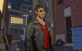 Indiekings over Dream Daddy: A Dad Dating Simulator