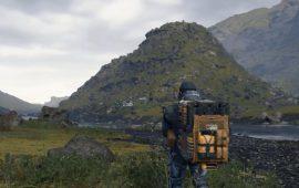 Kojima toont tijdens Gamescom gameplay beelden Death Stranding