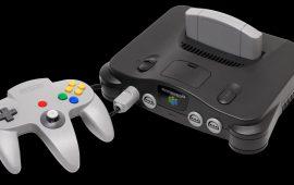Komt Nintendo nu ook met de mini N64?