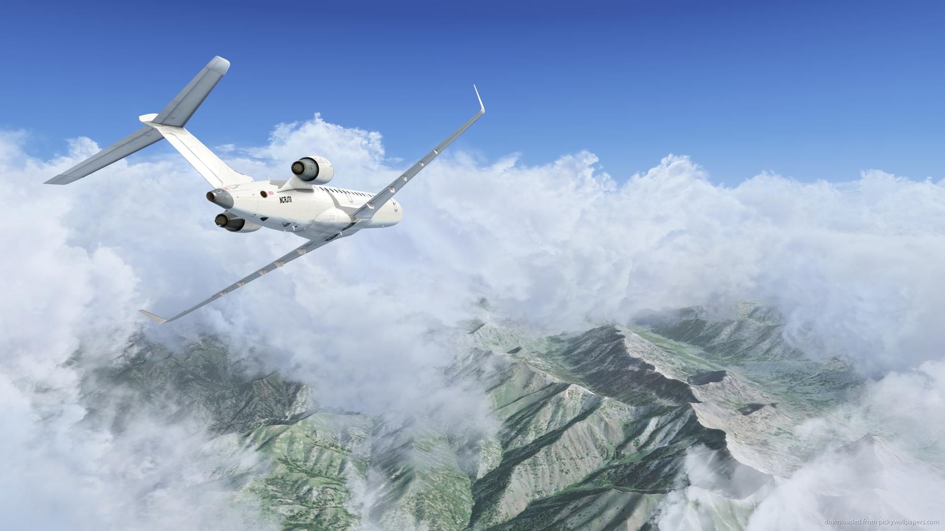 Microsoft Flight Simulator toont pracht en praal in nieuwe ...