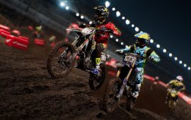 Monster Energy Supercross Review