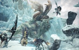 Monster Hunter World Iceborn DLC Review