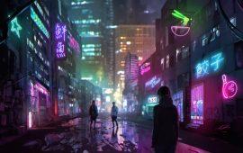 Nieuwe Cyberpunk 2077 trailers Night City en de verschillende bendes