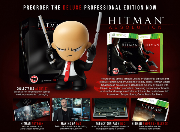 hitman absolution professional edition gameplay pc