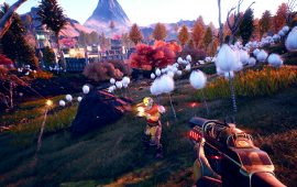 Obsidian Entertainment dropt The Outer Worlds Launch Trailer
