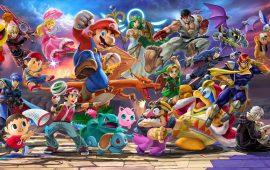 Outfit van vijf characters toegevoegd aan Super Smash Bros. Ultimate