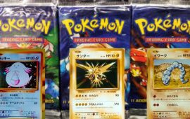 Pokemon packs