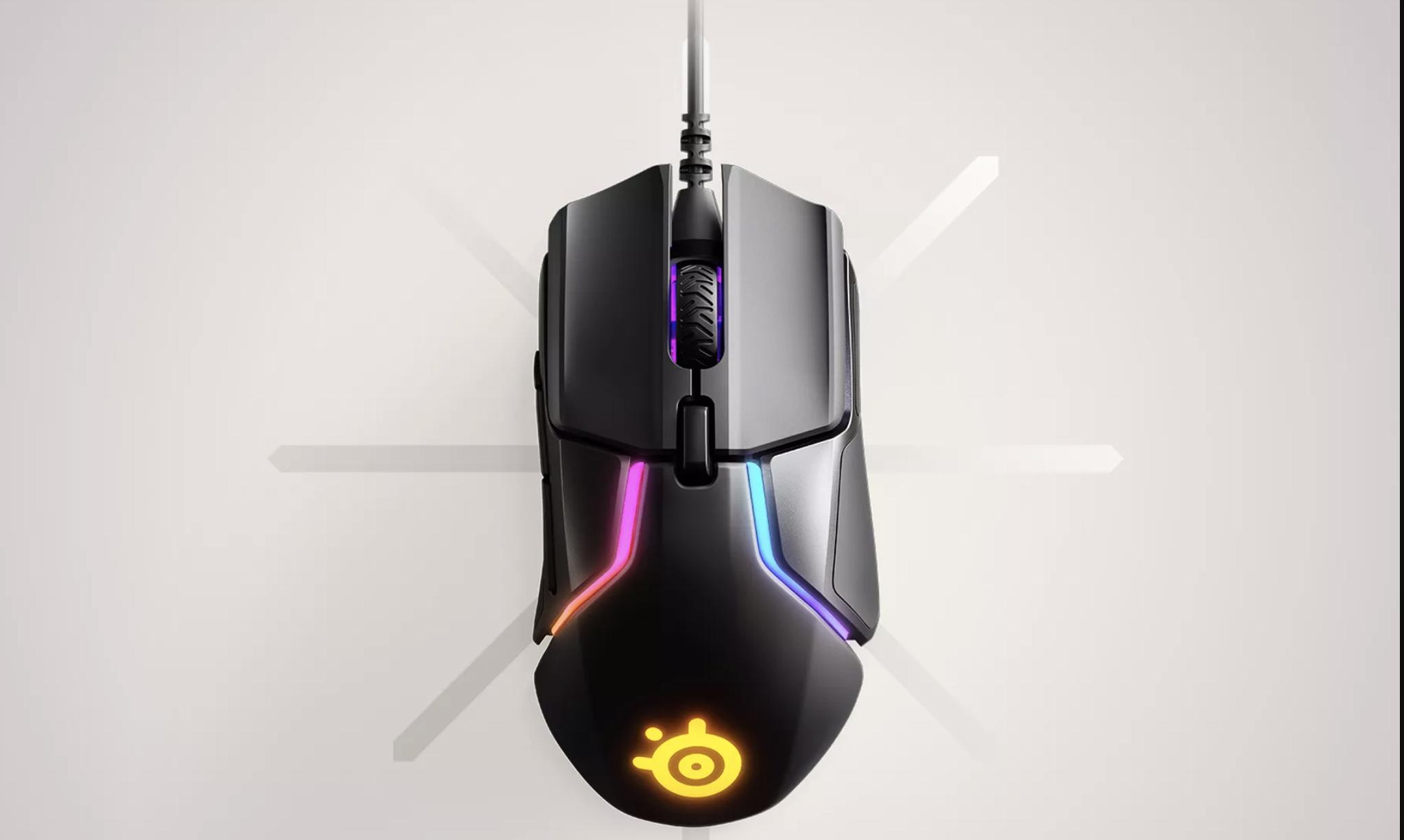 SteelSeries, bekend van de kwalitatief hoogstaande computerhardware, komt met een nieuwe geavanceerde muis. Het gaat om de zogeheten Rival 600, die spelers in staat moet stellen controle te hebben over hun bewegingen, terwijl de muis zich in de lucht bevindt.