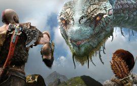 Sequel God of War krijgt nieuwe trailer tijdens PlayStation Showcase
