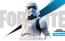 Speel nu als een Imperial Stormtrooper in Fortnite dankzij outfit update