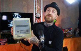 De favoriete retro-console van Steven: SNES