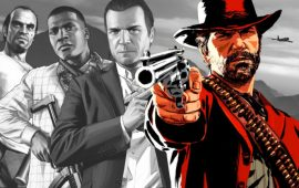 Take Two, Gta Red Dead Redemption