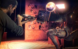 Daan en Jelle checken The Evil Within 2 Survive Gameplay Trailer