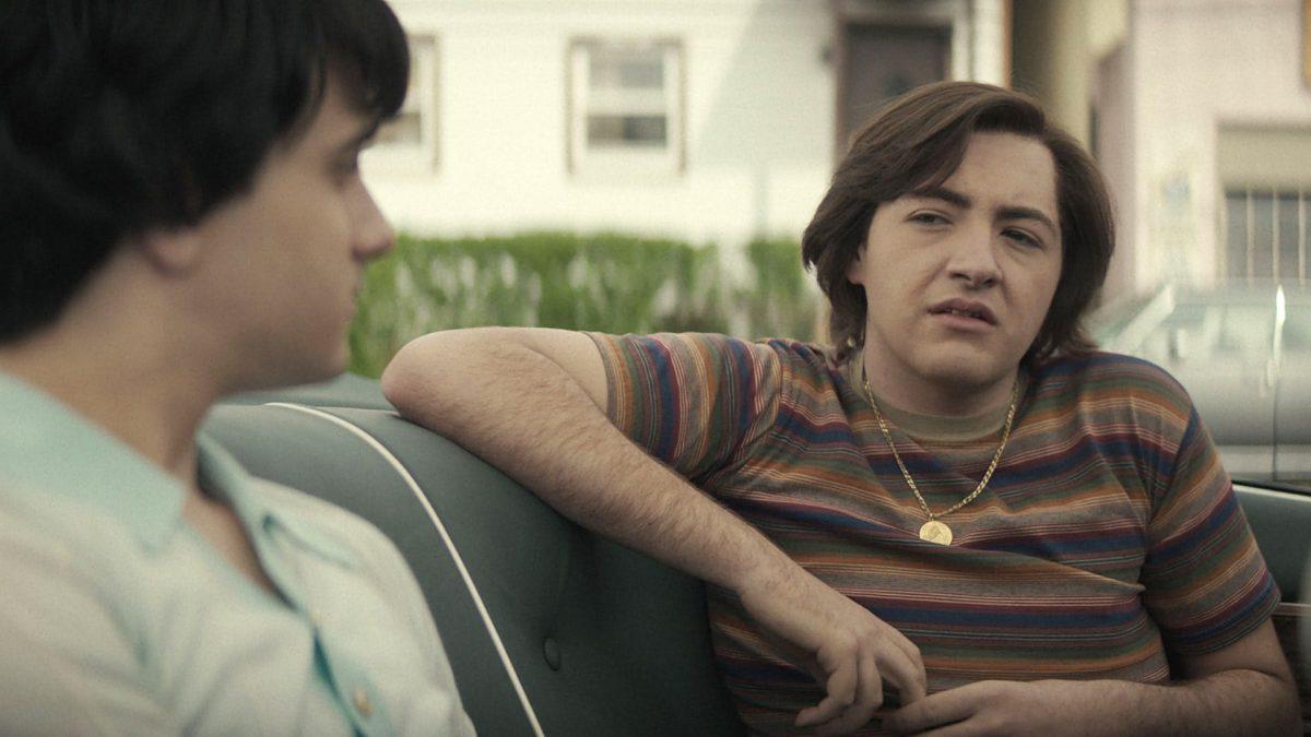 Trailer Trash met The Many Saints of Newark: A Sopranos Story & Jolt