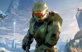 Vijf minuten gameplay Halo: Infinite, vanaf 8 december speelbaar