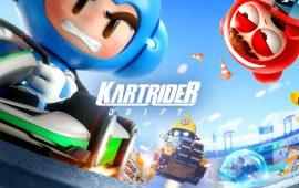 Xbox toont KartRider Drift gameplay beelden tijden XO19