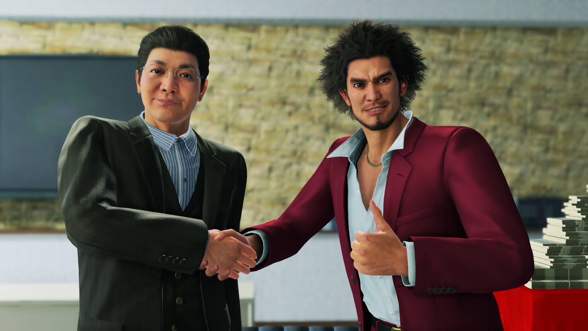 Yakuza Like A Dragon Preview World Today News