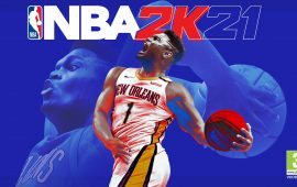 Zion Williamson is de next-gen cover athlete van NBA 2K21