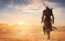Mysterieuze nieuwe trailer van Assassin's Creed Origins