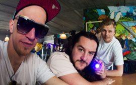 Brievenmaandag met Emiel, Jelle en Koos