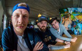 Brievenmaandag over Gamekings TV Opnames & Het Vogelbekchiraffe beest