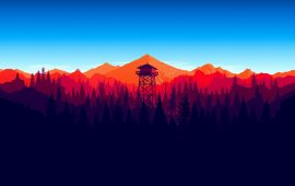 Indiekings over Firewatch en de Nintendo 3DS