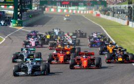 Formule 1 Grand Prix of Japan