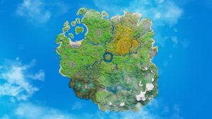Fortnite season 2 map