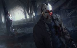 Indiekings over Sky en Friday The 13th The Game