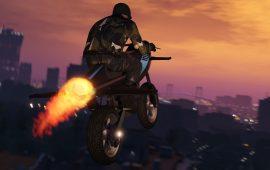 Neem de Buckingham Pyro onder handen in GTA Online