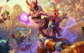Hearthstone Rastakhan's Rumble